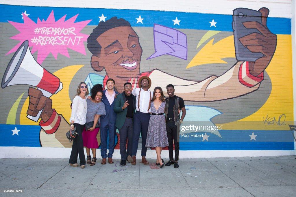 "ABC's ""The Mayor"" - Season One : News Photo"