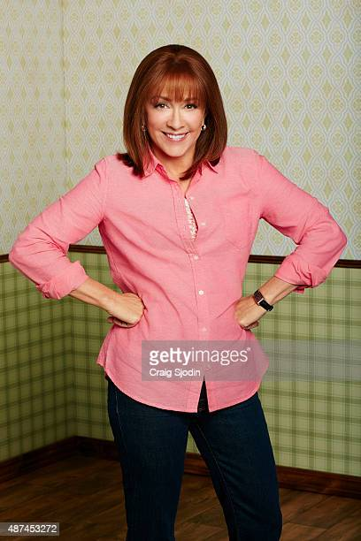 THE MIDDLE Walt Disney Television via Getty Images's The Middle stars Patricia Heaton as Frankie