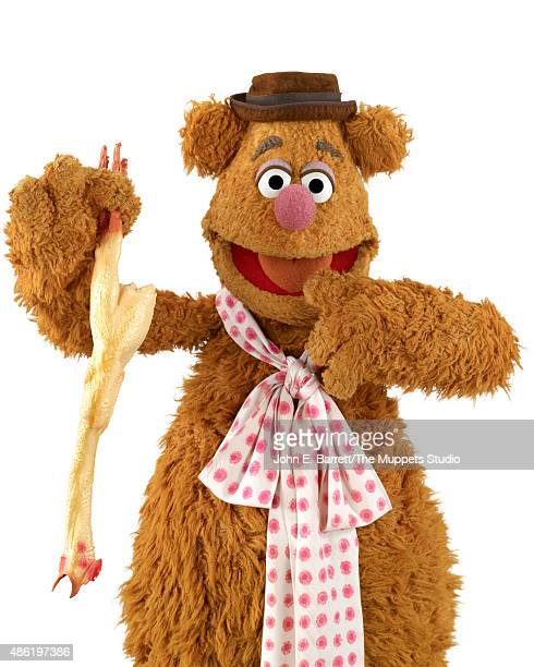 THE MUPPETS Walt Disney Television via Getty Images's The Muppets stars Fozzie Bear