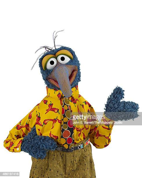 THE MUPPETS Walt Disney Television via Getty Images's The Muppets stars The Great Gonzo