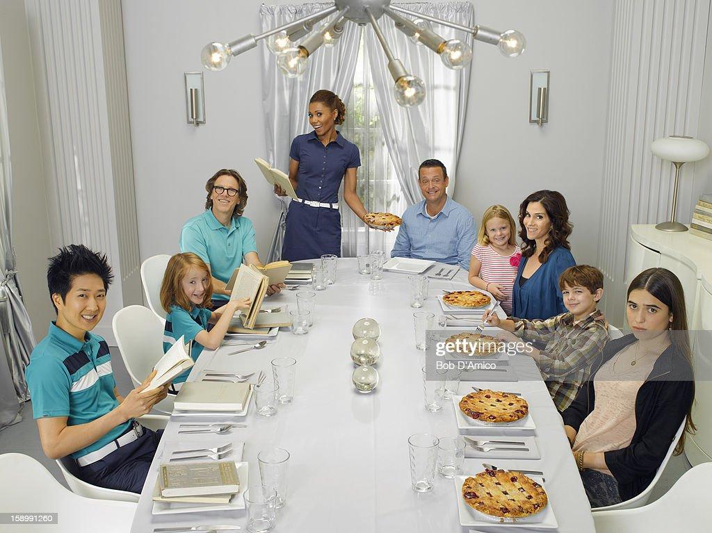 "ABC's ""The Neighbors"" - Season One : News Photo"