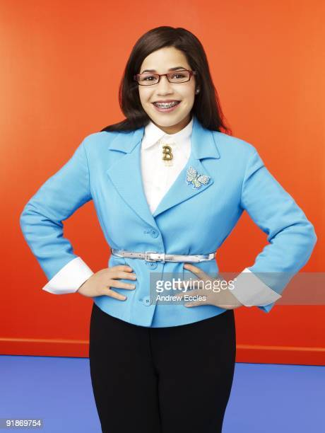 BETTY Walt Disney Television via Getty Images's Ugly Betty stars America Ferrera as Betty Suarez