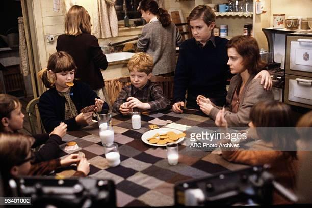 Walt Disney Television via Getty ImagesTV MOVIE Who Will Love My Children 1983 Joel Graves Robbie Kiger Rachel Jacobs Bumper Yothers Patrick Brennan...