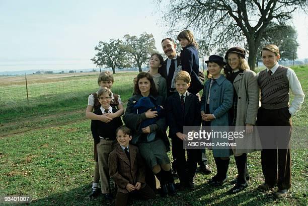 Walt Disney Television via Getty ImagesTV MOVIE Who Will Love My Children 1983 Joel Graves Tracy Gold Robbie Kiger AnnMargret Hallie Todd Frederic...