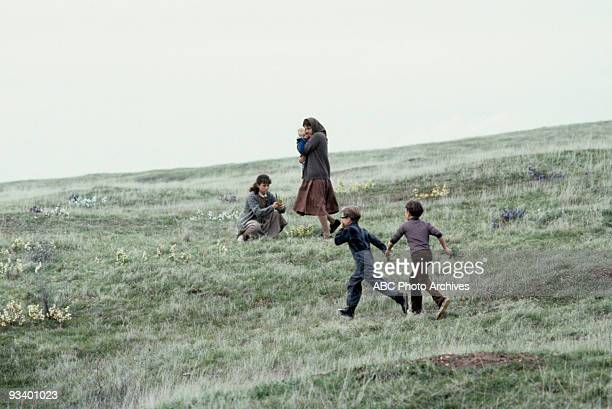 Walt Disney Television via Getty ImagesTV MOVIE Who Will Love My Children 1983 Hallie Todd AnnMargret Joel Graves Robbie Kiger