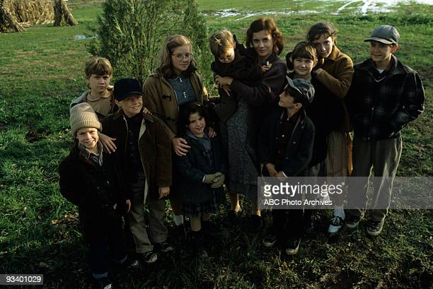 Walt Disney Television via Getty ImagesTV MOVIE Who Will Love My Children 1983 Joel Graves Tracy Gold Bumper Yothers Cady McClain Soleil Moon Frye...