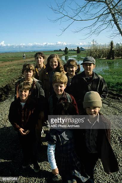 Walt Disney Television via Getty ImagesTV MOVIE Who Will Love My Children 1983 Robbie Kiger Tracy Gold Hallie Todd Cady McClain Bumper Yothers Soleil...