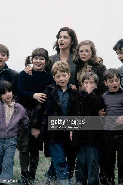 Walt Disney Television via Getty ImagesTV MOVIE Who Will Love My Children 1983 Patrick Brennan Soleil Moon Frye Rachel Jacobs Bumper Yothers...