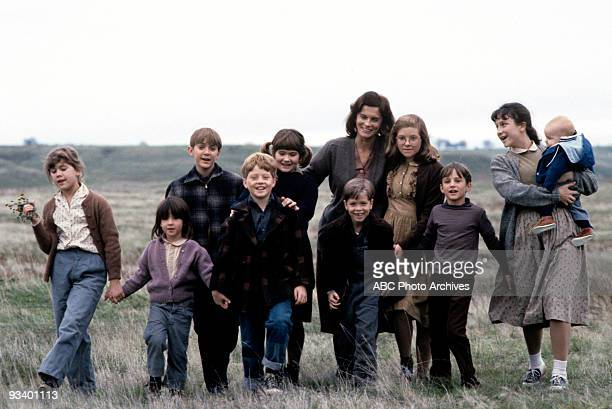 Walt Disney Television via Getty ImagesTV MOVIE Who Will Love My Children 1983 Tracy Gold Soleil Moon Frye Patrick Brennan Bumper Yothers Rachel...
