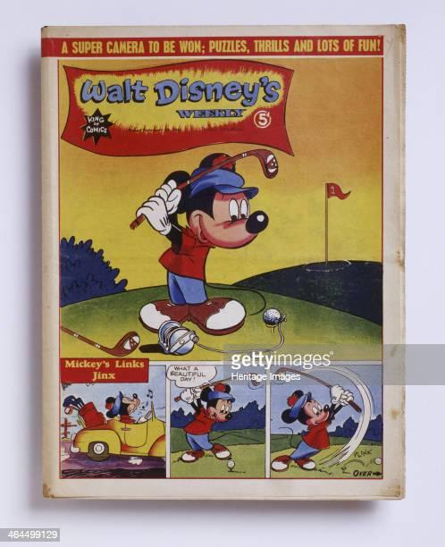 Walt Disney's weekly American February 20 1945