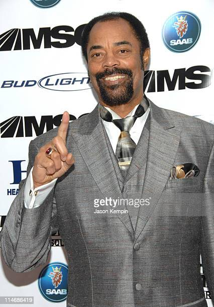 "Walt Frazier during ""The 50 Greatest Moments At Madison Square Garden"" New York Screening - January 18, 2007 at The Club Bar & Grill in New York..."