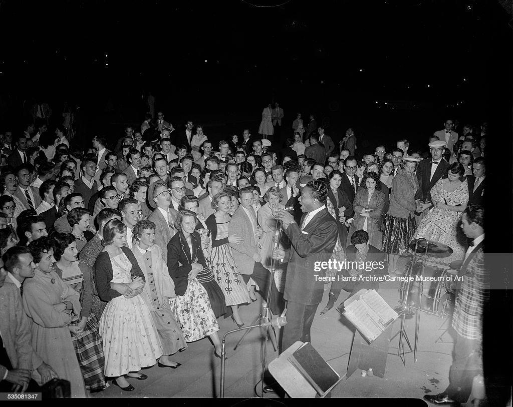 Walt Harper Band : News Photo