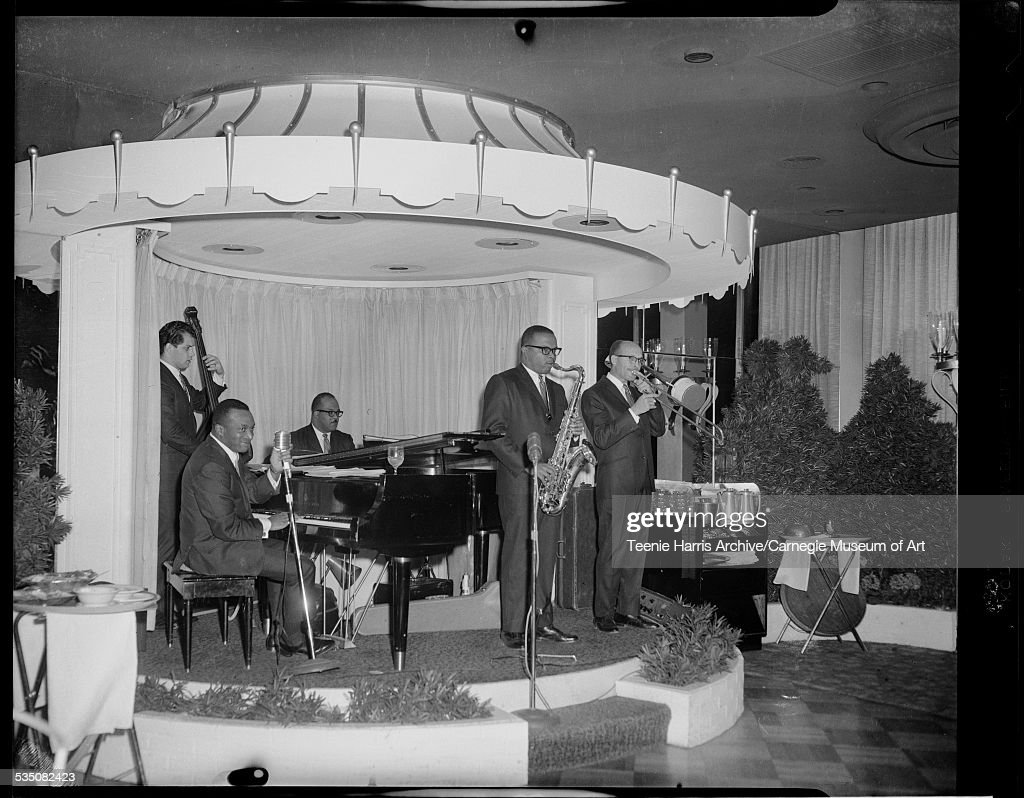 Walt Harper And Band : News Photo