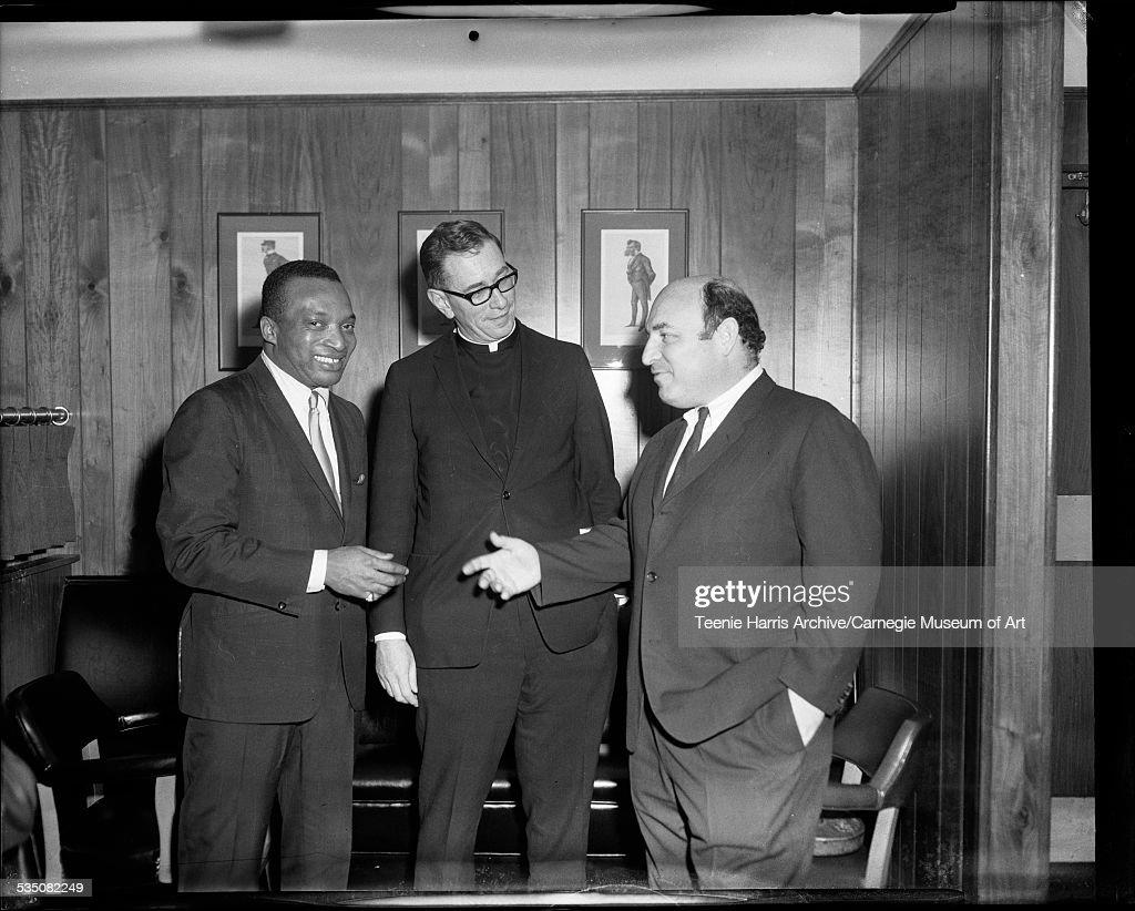 Harper, Williams, Wein : News Photo