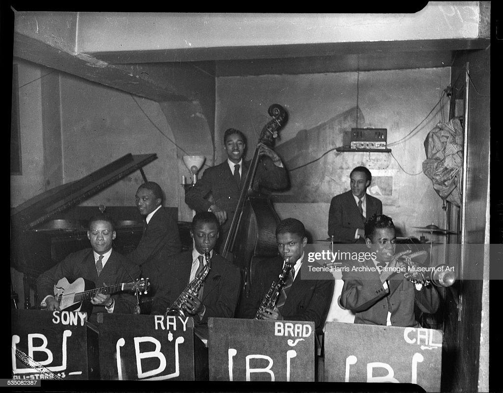 Walt Harper And Band : News Photo
