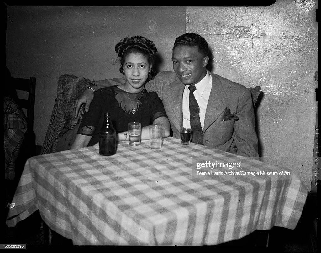 Walt And Elizabeth Harper : News Photo