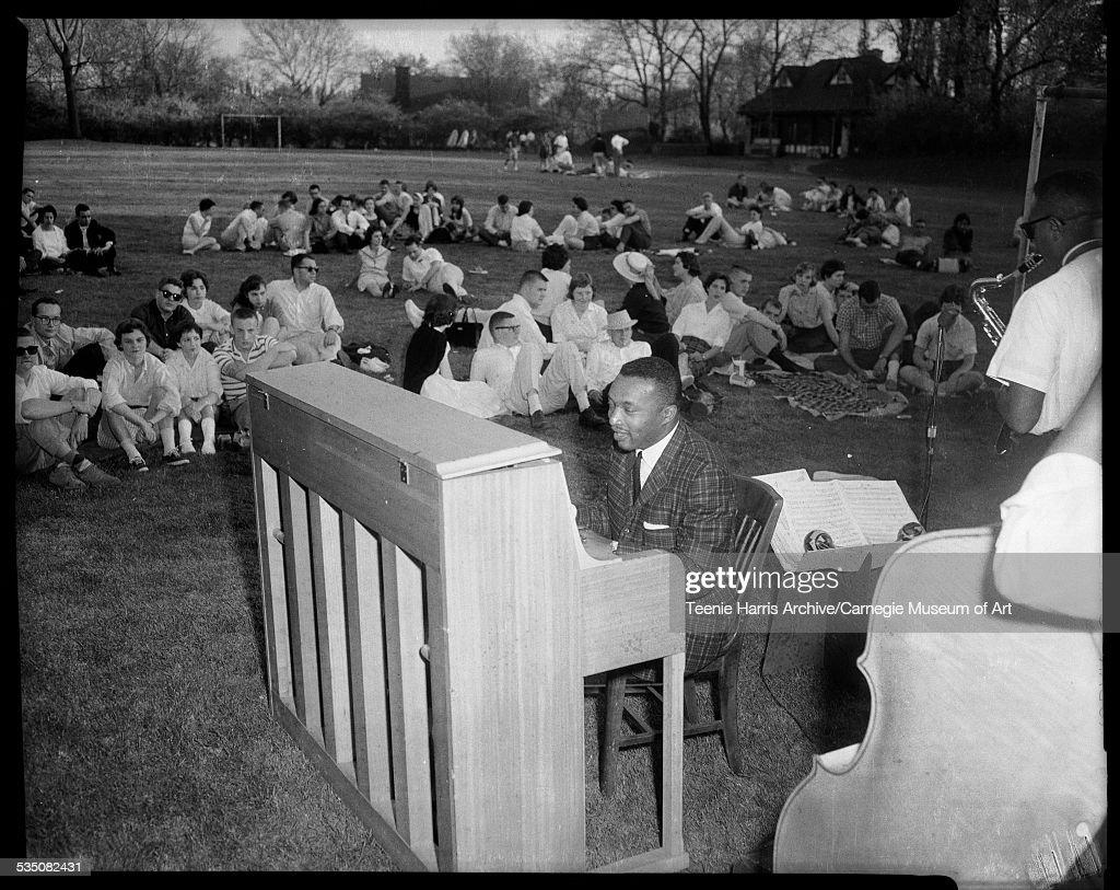 Walt Harper Quintet : News Photo