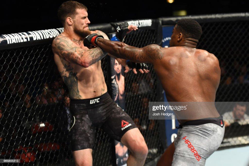 UFC Fight Night: Harris v Spitz : News Photo