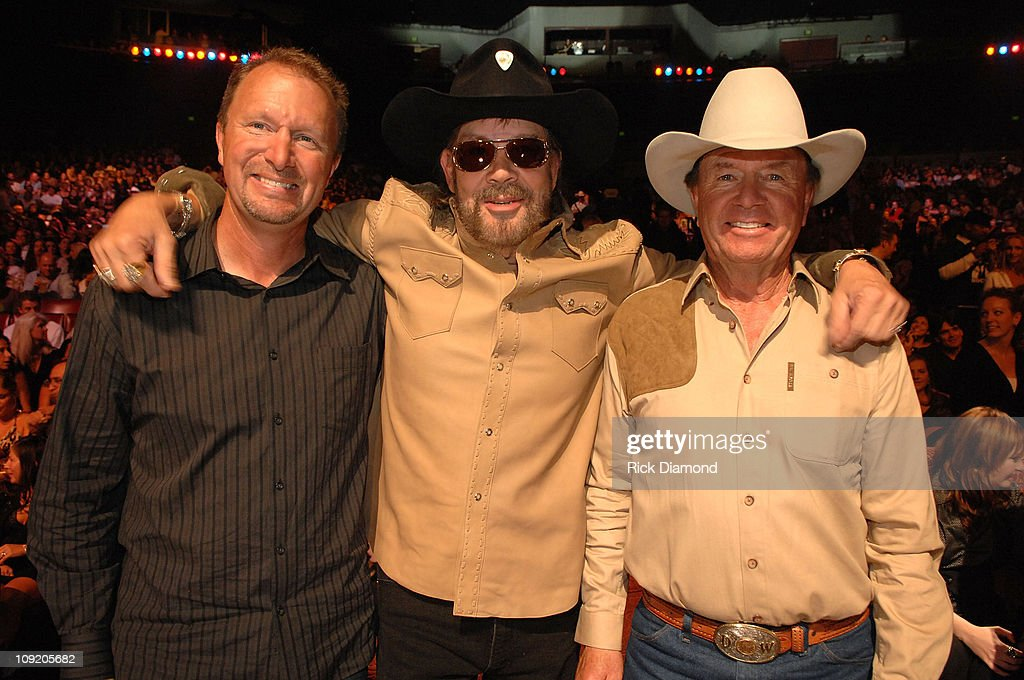 CMT Giants Honoring Hank Williams Jr. - Audience : News Photo