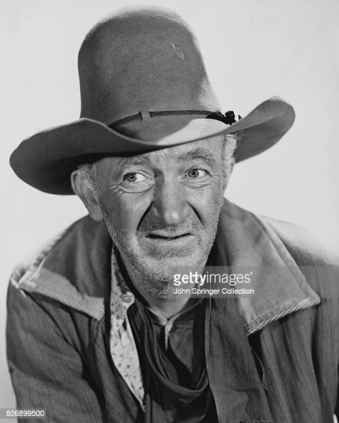 Walter Brennan costar in the movie Red River starring John Wayne Copyright 1948 United Artists Corp Permission is hereby granted to newspapers...