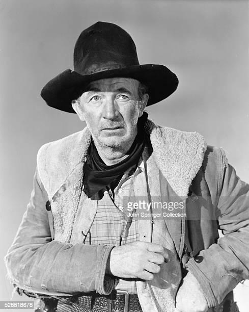 Walter Brennan in the movie Brimstone 1949