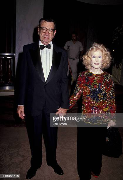 Walter Carol Matthau during Opening Party for Escada Store in Beverly Hills at Escada Beverly Wilshire Hotel in Beverly Hills California United States