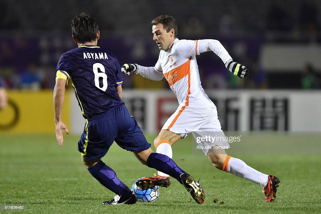 Sanfrecce Hiroshima v Shandong Lueng FC - AFC Champions League Group F