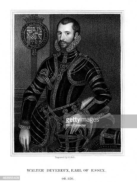 Walter Devereux 1st Earl of Essex English nobleman Devereux was created earl of Essex in recognition of his service to Queen Elizabeth I The title...