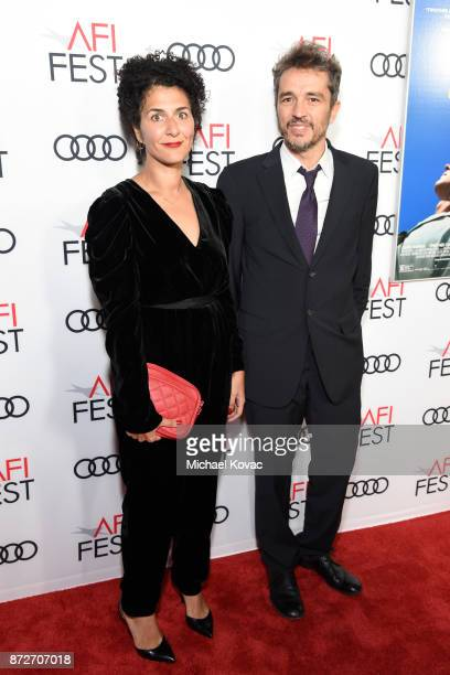 Walter Fasano and guest attend the screening of 'Call Me By Your Name' at AFI FEST 2017 Presented By Audi at TCL Chinese Theatre on November 10 2017...