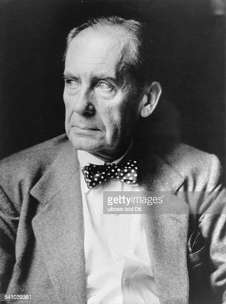 Walter Gropius *18.05.1883-+Architekt, DPorträt- undatiert