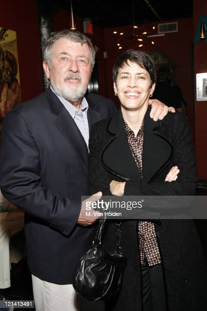 Walter Hill during The 9th Annual SCAD Savannah Film Festival Screening of 'The Last King of Scotland' After Party and Inside at Jazz'd Club in...