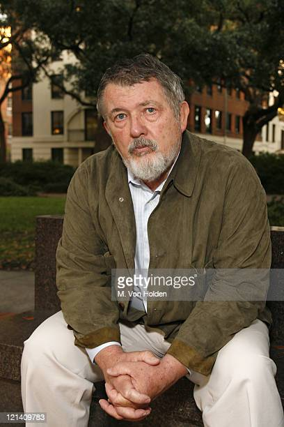 Walter Hill during The 9th Annual SCAD Savannah Film Festival Portrait Session with Walter Hill Recipient of Lifetime Achievement Award at Downtown...