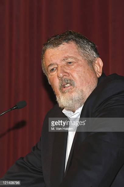 Walter Hill Winner of the Lifetime Achievement Award in Cinema