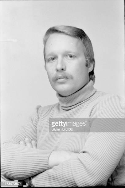 Walter Keller Fotograf bei Blick 1973