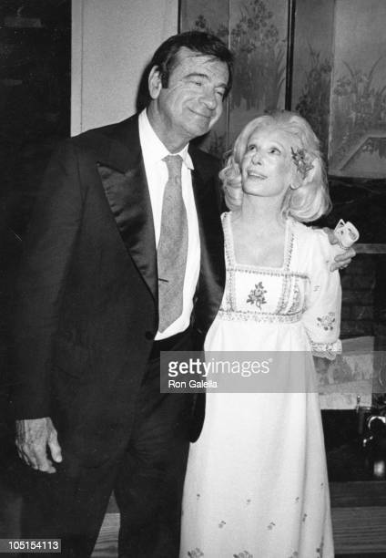 Walter Matthau and Carol Matthau during Tribute Opening Party at Tavern on the Green in New York City at Tavern on the Green in New York City New...