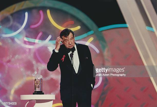 Walter Matthau at the American Comedy Awards on February 9, 1997 at the Shrine Auditorium in Los Angeles, California.