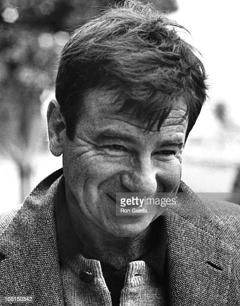 Walter Matthau during 43rd Annual Academy Awards Rehearsals at The Dorothy Chandler Pavilion in Los Angeles California United States