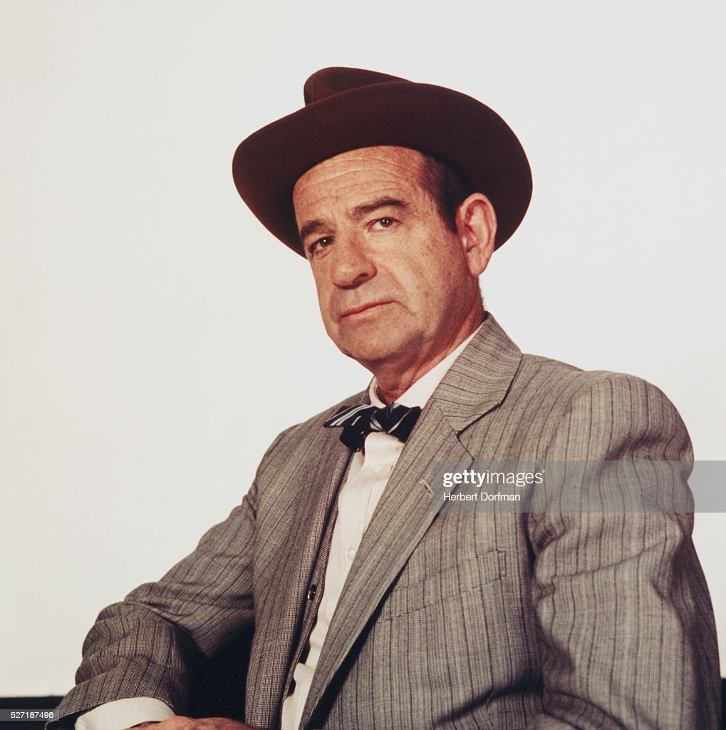 Walter Matthau in The Front Page