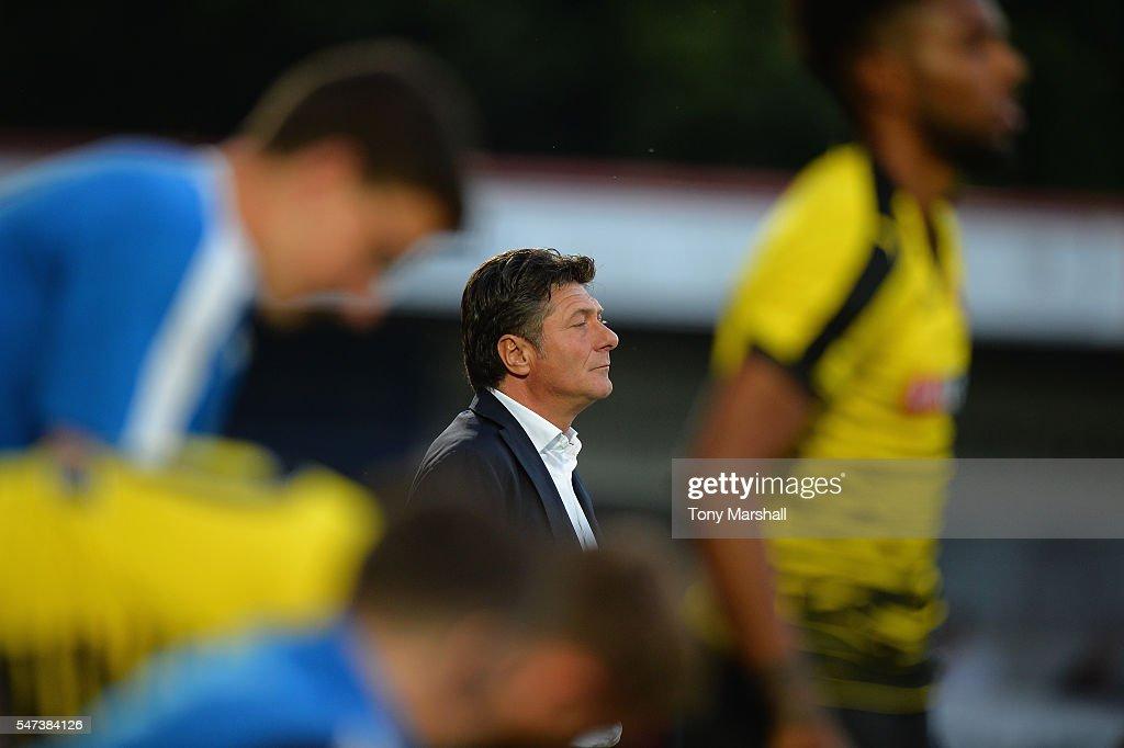 Stevenage v Watford - Pre-Season Friendly : News Photo