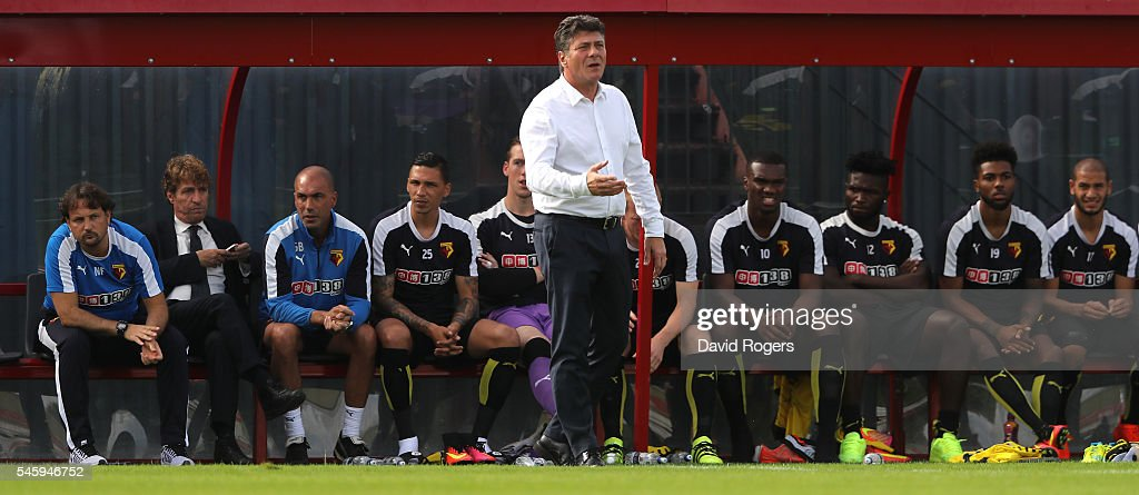 Woking v Watford - Pre-Season Friendly : News Photo