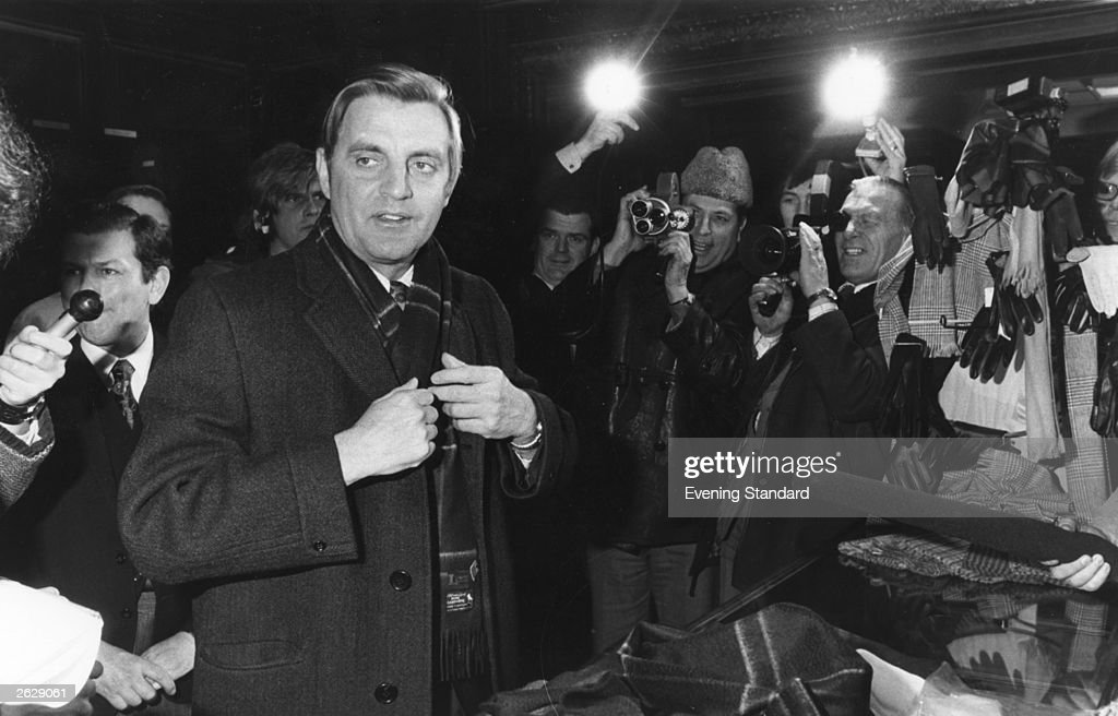 January 5th - 1928. Walter Mondale Born On This Day.