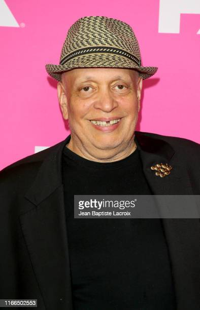 Walter Mosley attends the FX Networks Starwalk Red Carpet At TCA at The Beverly Hilton Hotel on August 06 2019 in Beverly Hills California