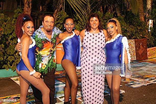 Walter Scholz Ehefrau Silvia Hotel 'Riu Palace Macao' Playa Arena Gorda Punta Cana Dominikanische Republik Karibik Luxushotel 5SterneHotel...