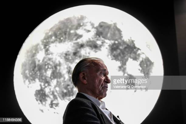 """Walter """"Walt"""" Cunningham attends Starmus V A Giant Leap sponsored by Kaspersky at Samsung Hall on June 26 2019 in Zurich Switzerland"""