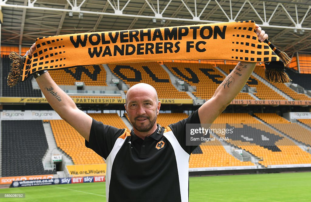 Walter Zenga Takes His First Wolverhampton Wanderers Training Session