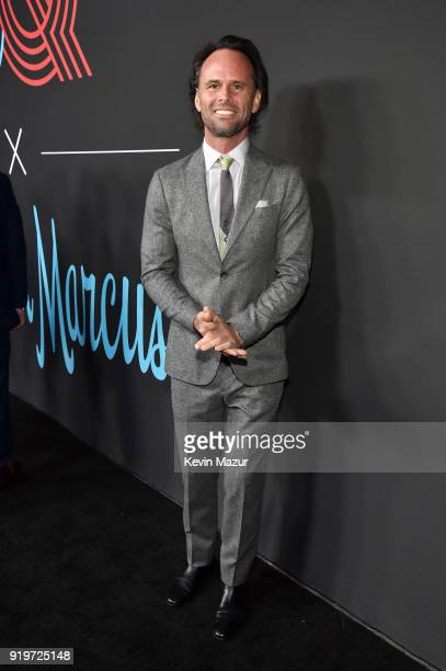Walton Goggins attends GQ's 2018 AllStars Celebration at Nomad Hotel Los Angeles on February 17 2018 in Los Angeles California