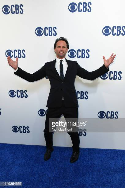 Walton Goggins attends the 2019 CBS Upfront at The Plaza on May 15 2019 in New York City