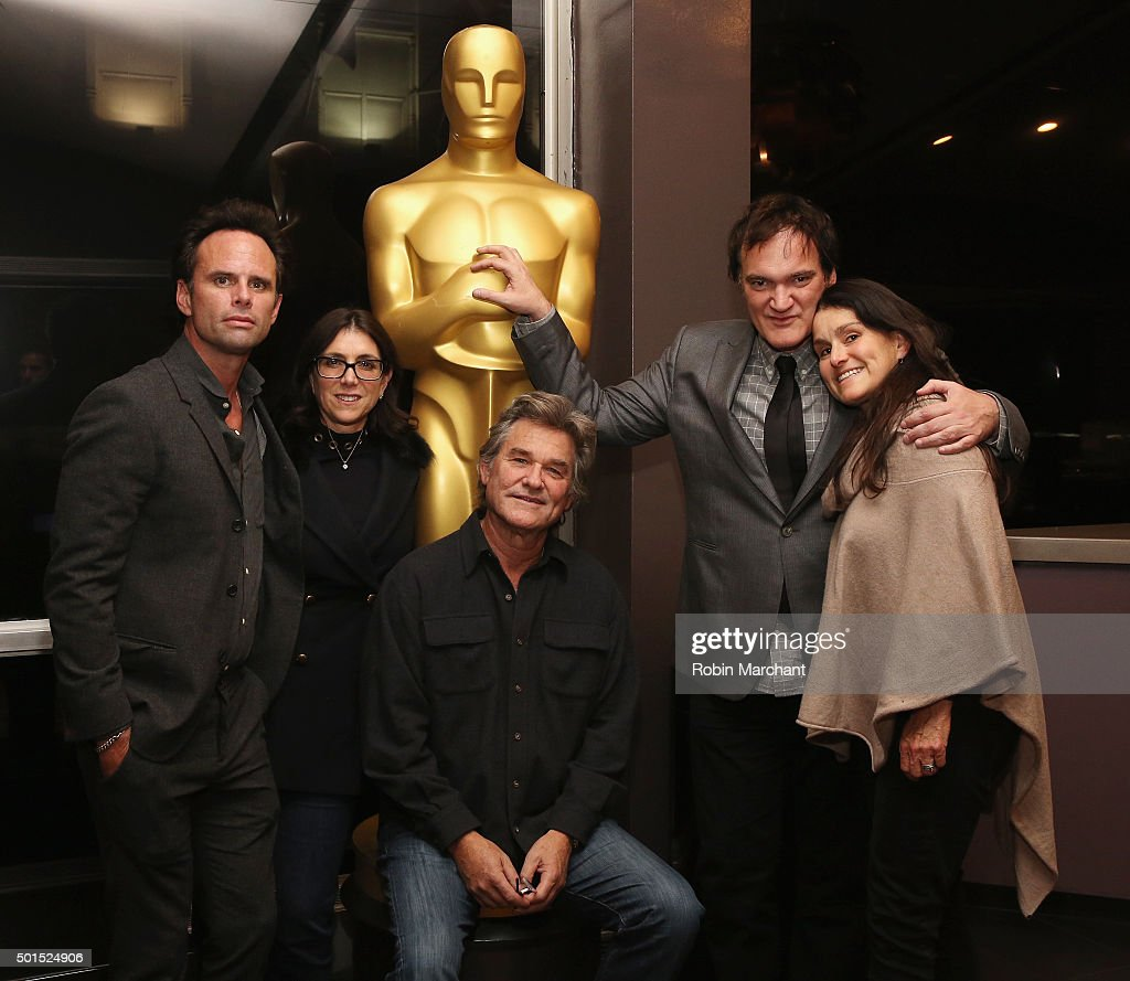 The Academy Of Motion Picture Arts And Sciences Hosts An Official Academy Screening Of THE HATEFUL EIGHT