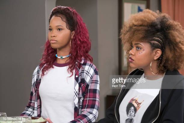 """Waltz in A Minor"""" - Dre's teenage cousin Kyra needs a place to stay and the Johnsons decide to take her in, but they have different approaches to..."""