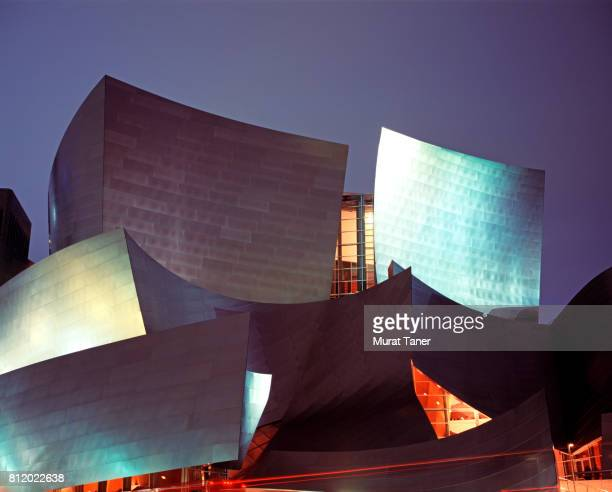 Waly Disney Concert Hall in Los Angeles